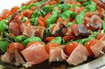 Tomaten-Mozarella-Spieße