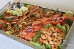 Edel-Fischplatte gourmet